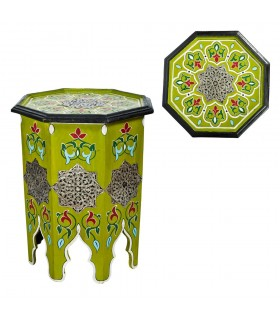 Bedside table - Octogonal Andalusi - various colors