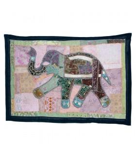 Elephant Mural grande qualité - 160 x 110 cm - Différentes coule
