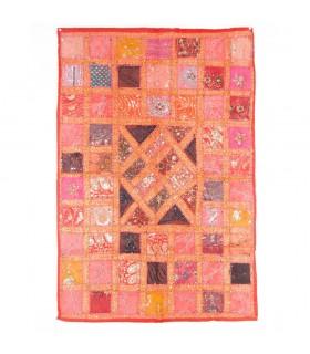 Oro grande tappeto ricamato - alta qualità - 100 x 150 cm