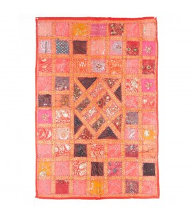 Tapete Bordados Dorados Gran - 150 x 100 cm - Varios Colores