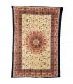 Tessuto cotone floreale-Quesería India-Elefante - 140 x 210 cm