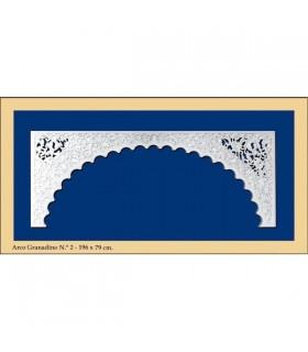 Arco Nº 2 - progettare Andalusi - 196 x 79 cm