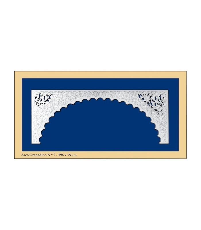 Arco Nº 2 - design Andalusi - 196 x 79 cm