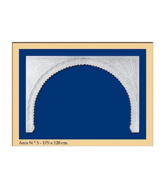 Arco Nº 3 - Diseño Andalusí - 173 x 120 cm