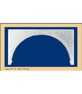 Arco Nº 4- Diseño Andalusí - 141 x 76cm