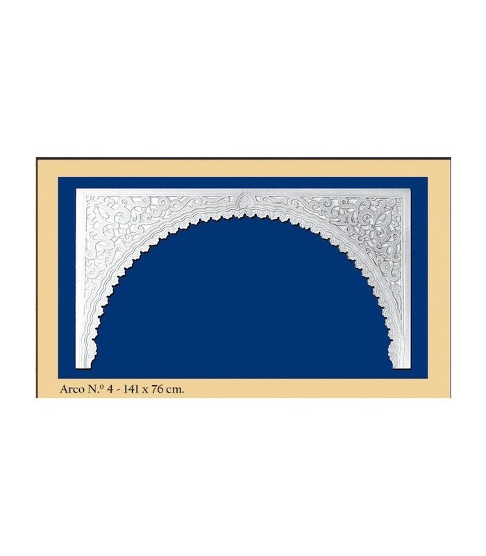 Arco Nº 4 - design Andalusi - 141 x 76cm