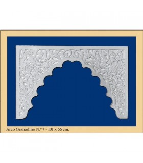 Arco Nº 7 - conception Andalusi - 101 x 66cm