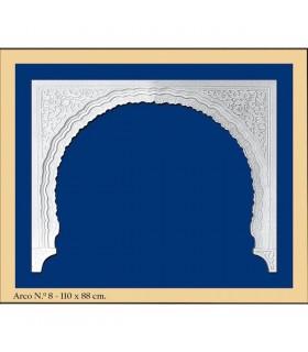 Arco Nº 8- Diseño Andalusí - 110 x 88cm