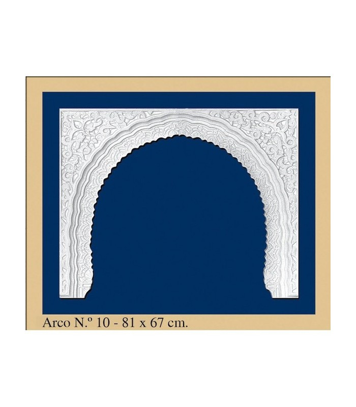 Arco Nº 10 - design Andalusi - 81 x 67cm