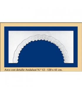 Arco Nº 13 - Andalusian design - 120 x 61 cm