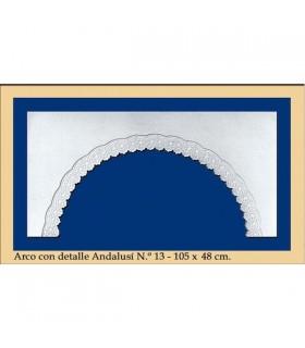 Arco Nº 14 - Diseño Andalusí - 105 x 48 cm