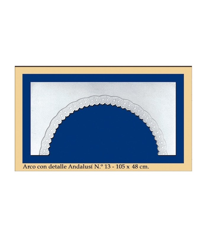 Arco Nº 14 - Andalusian design - 105 x 48 cm