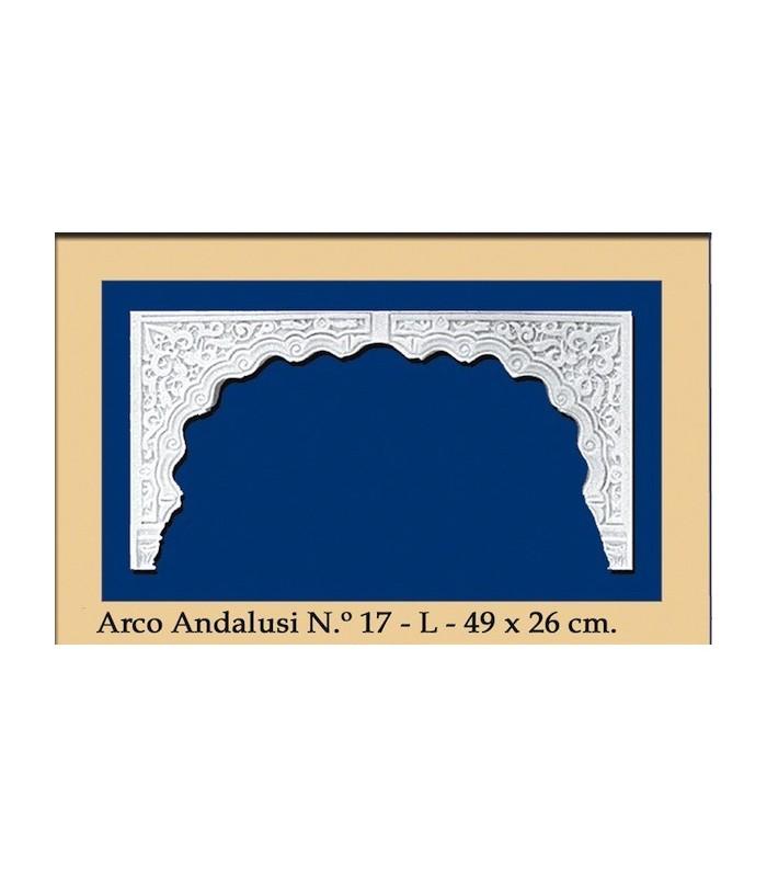 Arco Nº 19 - Diseño Andalusí - 49 x 26 cm