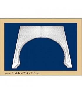 Arco Nº 21- Diseño Andalusí - 204x 210cm