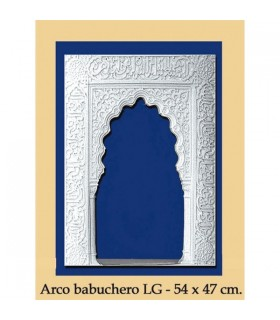 Arco Nº 22 - conception Andalusi - 54 x 47 cm