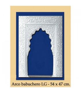 Arco Nº 22- Diseño Andalusí - 54 x 47 cm