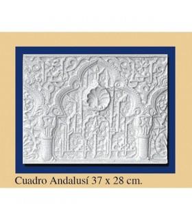 Capital N ° 2 - design Andalusi - 37 x 28cm