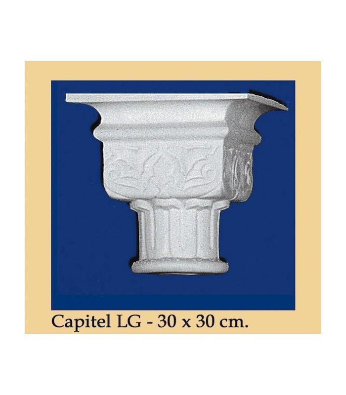 Capital N ° 4 - design Andalusi - 30 x 30cm
