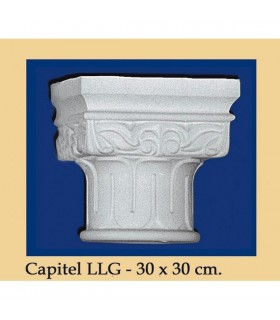 Capital N ° 5 - design Andalusi - 30 x30cm