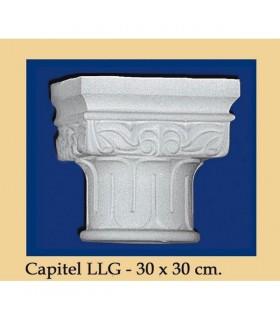 Capital N ° 5 - design Andalusi - 30 x30cm
