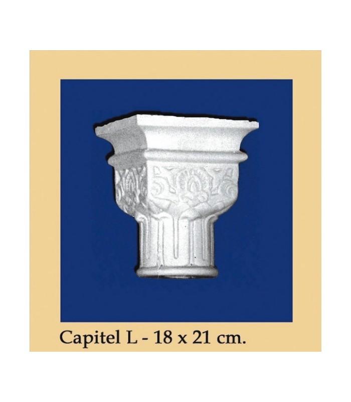 Capitel Nº8 -Diseño Andalusi- 18 x 21cm