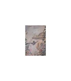 Malerei Wandbild Andalusi - Putz - 78 x 52 cm