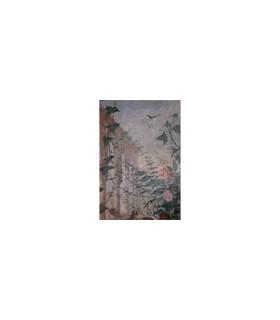 Bild Al-Andalus Putz - - 35 x 35 cm