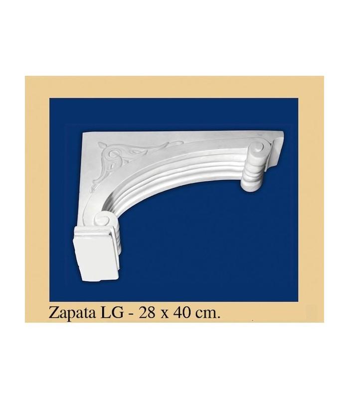 Zapata Andalusi - Plaster - 28 x 40 cm