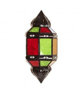 Aplique Calado de Cristal en Colores