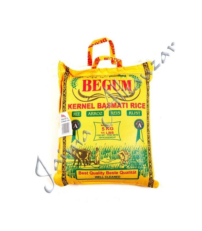 Pure Basmati Rice-Extra Quality supreme long-5kg-1st Quality