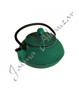 Cast Iron Teapot - Great Quality - Filter - 0.6 L Colors