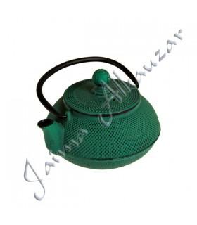 Teekanne Eisen umgewandelt - hohe Qualität - Filter - 0,6 L Farben