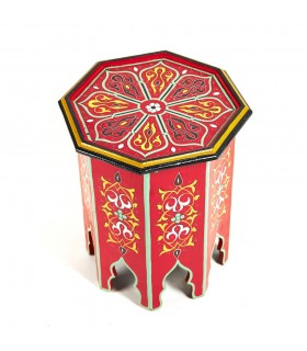 Octagonal bedside table - 2 sizes - Andalusi - various colors