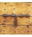 Pestillo de Forja Artesano - Grande - 40 x 20 cm