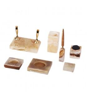 Ustensiles de bureau Set - Onyx - Accessoires Divers - Qualité