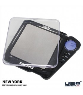 Scale electronics PRO - NEW YORK - 1000 g - 0.1 g - cover