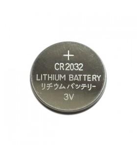 Batterie - CR2032-3V-lithium
