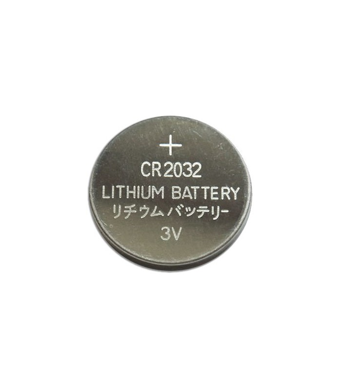 Battery - CR2032-3V-lithium