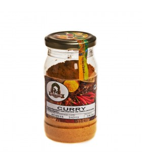 Curry - Especia Oriental- 130 gr.