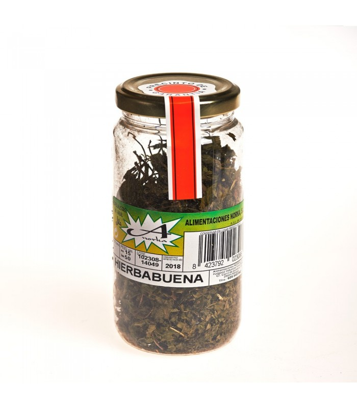 Peppermint - Seca - 15 Gr. (50 gr. Raw)