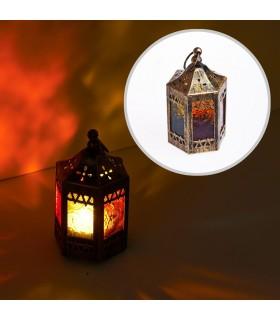 Lanterne - octogonale-tente-personnes âgées-11 cm