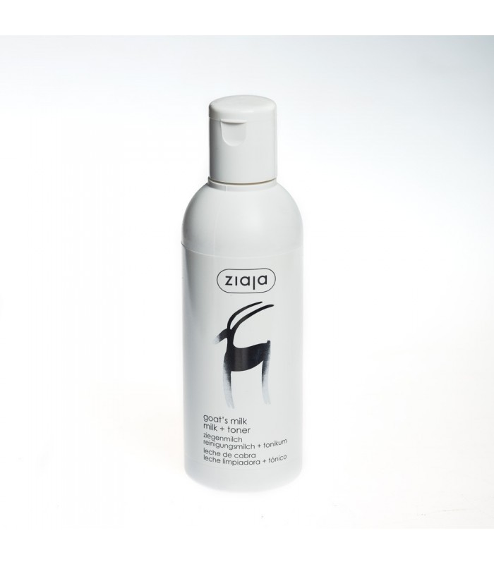 Cleansing milk + tonic - goat - milk 200ml
