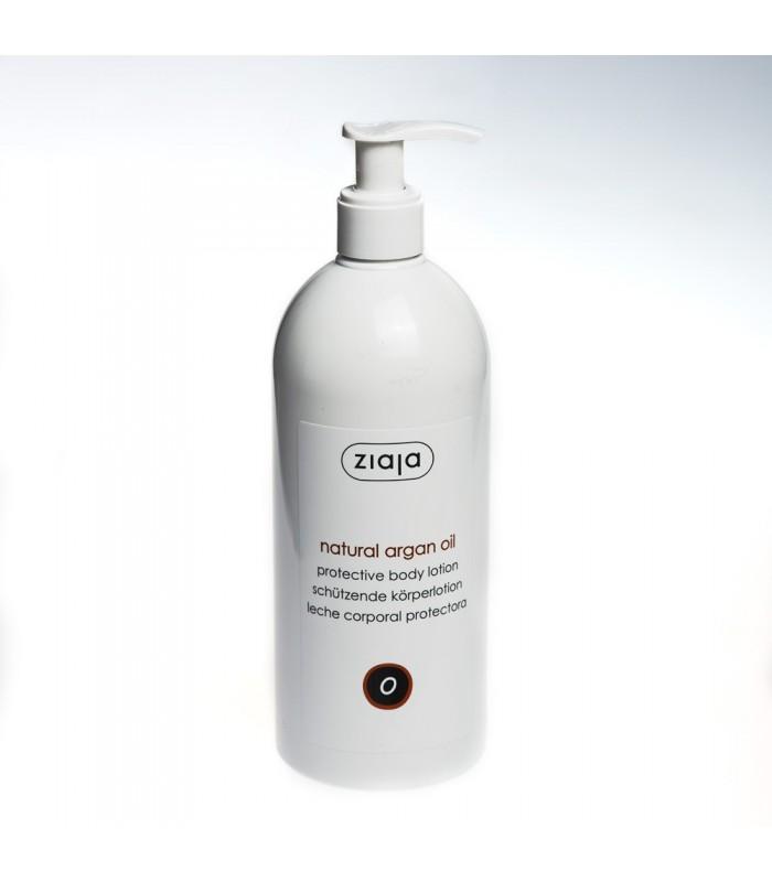 Leche Corporal- Protectora-Aceite de argan- 400 ml