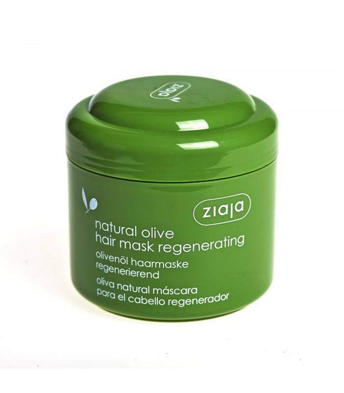 Máscara Capilar- Regeneradora- Oliva Natural- 200 ml