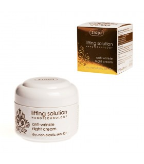 Crema Facial De Noche- Reductora De Arrugas- Lifting + UV- 50 ml