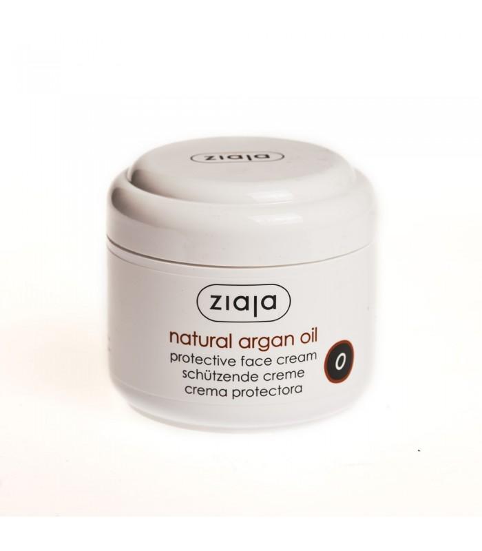 Crema Facial- Protectora- Aceite De Argán- 100 ml