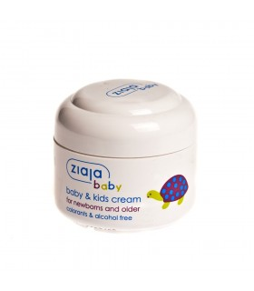 Creme hidratante para bebês e crianças-50 ml