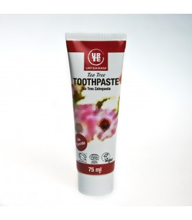 Toothpaste teeth - organic - tea tree - 75 ml