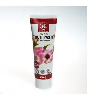 Dell'albero del tè - organico - denti dentifricio - 75 ml