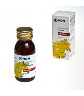 Organic St. John's wort - oil 100% Natural-60 ml